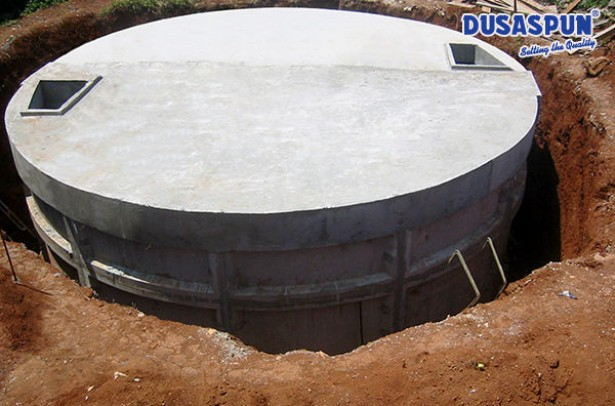 117 Ground Water Tank Compartment_Djabesment Factory_Bekasi_2016