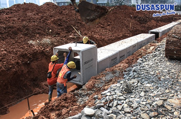 Box Culvert_Astra Hongkong Land Kuningan_South Jakarta_2019