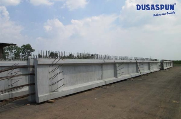 18 Prestressed I-Girder_BSD Serpong_2013